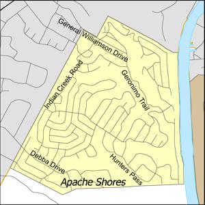 ApacheShoresMap