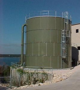 RawWaterTank-sourcewater and treatment process